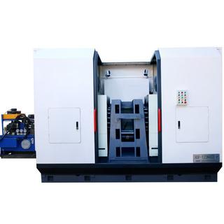DN600阀门管件加工-全防护液压多孔钻床