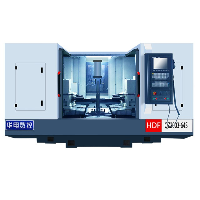 厂家生产阀门加工专用机床设备钻攻一体机钻孔攻丝一次完成