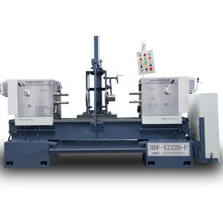 DN300阀门管件加工卧式多孔钻机床