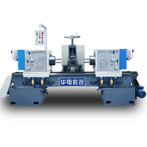 DN150阀门管件加工卧式数控多孔钻床
