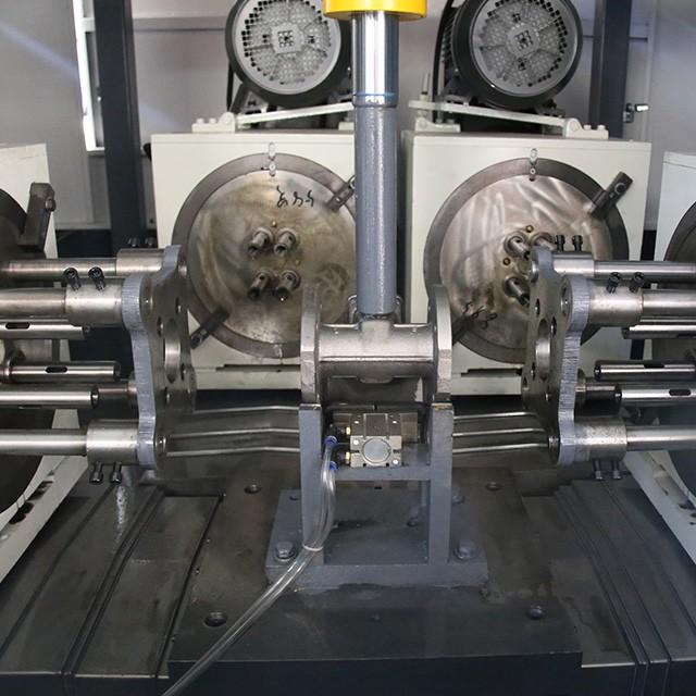 数控钻攻一体机 法兰面加工专用机床