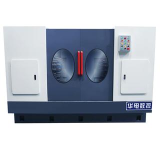 DN400液壓臥式多孔鉆床-蝶閥專用機床