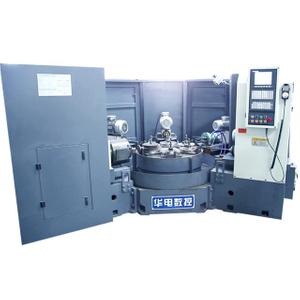 HD-6ZE全防护数控六工位组合机床蝶阀专用加工机床